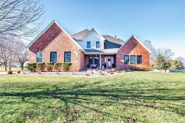 115 Prairie Manor Drive, Edwardsville, IL 62025 (#20090779) :: Parson Realty Group