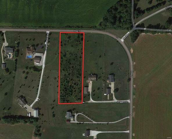 3 +/- Acres Hwy Y, O'Fallon, MO 63366 (#20090804) :: St. Louis Finest Homes Realty Group