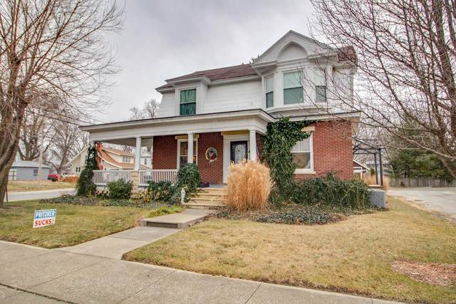 134 N Main Street, WHITE HALL, IL 62092 (#20090844) :: Clarity Street Realty