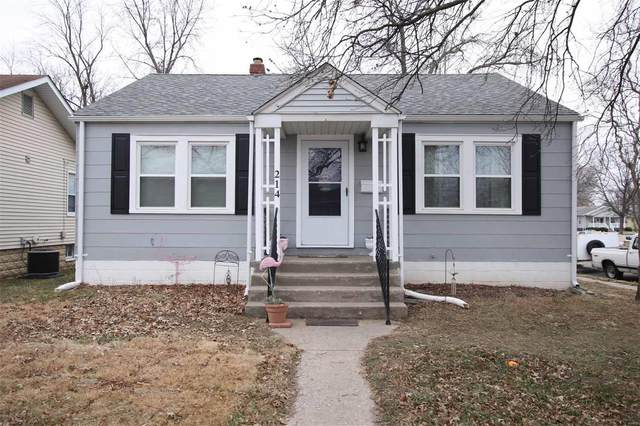214 Eula Avenue, Wood River, IL 62095 (#20090870) :: Parson Realty Group