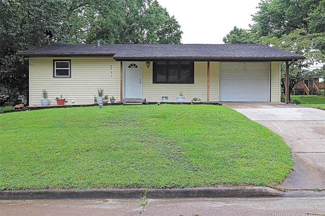2407 Albert Rasche Drive, Cape Girardeau, MO 63701 (#20090890) :: Parson Realty Group