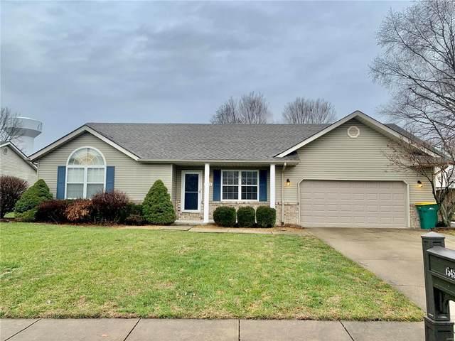 1545 Round Top Ridge, O'Fallon, IL 62269 (#20091082) :: Matt Smith Real Estate Group
