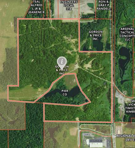 0 Redco Drive, MARION, IL 62959 (#20091113) :: Realty Executives, Fort Leonard Wood LLC