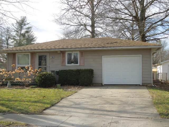 501 N.Pine, NOKOMIS, IL 62075 (#20091131) :: Parson Realty Group