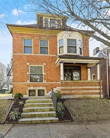 3624 Castleman Avenue, St Louis, MO 63110 (#20091279) :: Hartmann Realtors Inc.