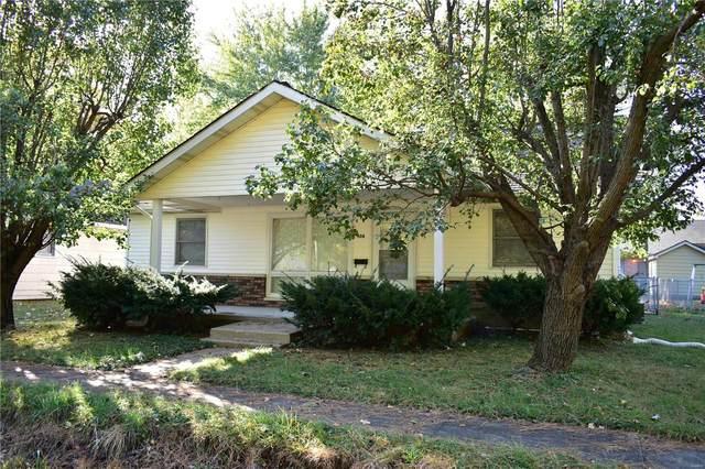 908 W Poplar Street, WEST FRANKFORT, IL 62896 (#20091302) :: Parson Realty Group