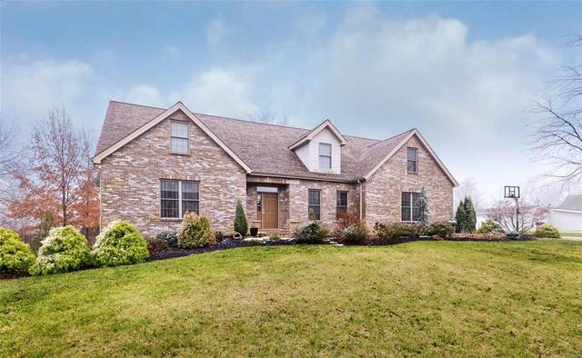 822 Nancy Lane, Weldon Spring, MO 63304 (#21000011) :: PalmerHouse Properties LLC