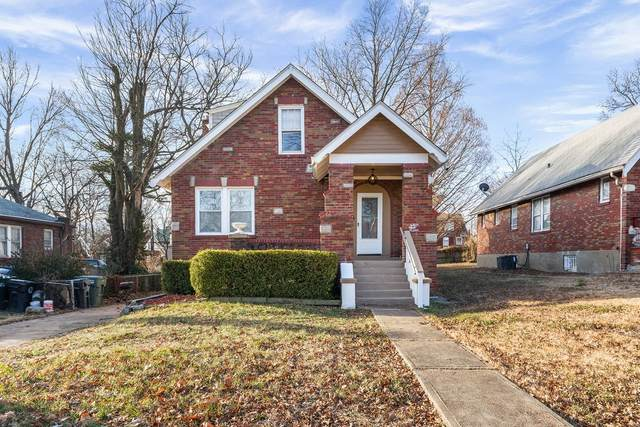 7244 Normandy Place, St Louis, MO 63121 (#21000019) :: Kelly Hager Group | TdD Premier Real Estate