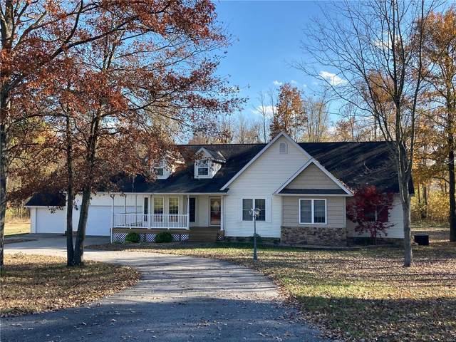 11674 Hafer Road, CARTERVILLE, IL 62918 (#21000070) :: Parson Realty Group