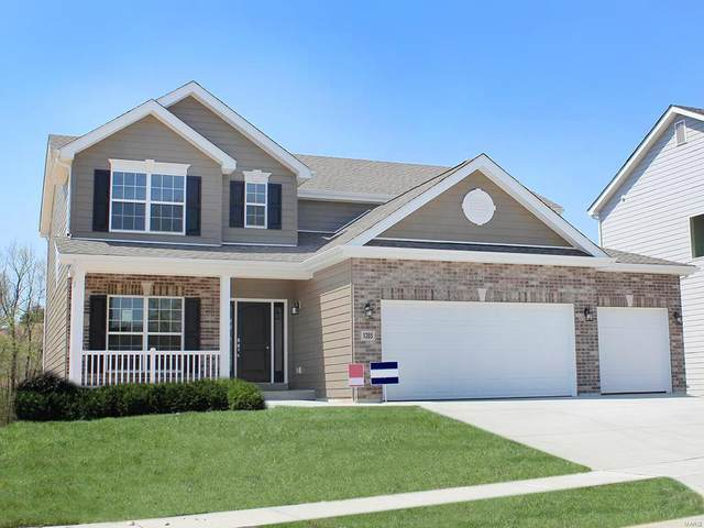 1135 Patchwork Fields, Chesterfield, MO 63005 (#21000079) :: Matt Smith Real Estate Group