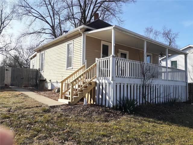 118 Park, Collinsville, IL 62234 (#21000087) :: Realty Executives, Fort Leonard Wood LLC