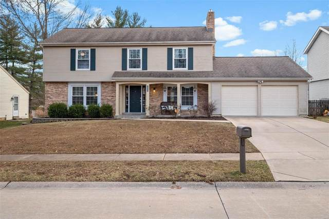 15562 Parasol Drive, Chesterfield, MO 63017 (#21000158) :: The Becky O'Neill Power Home Selling Team