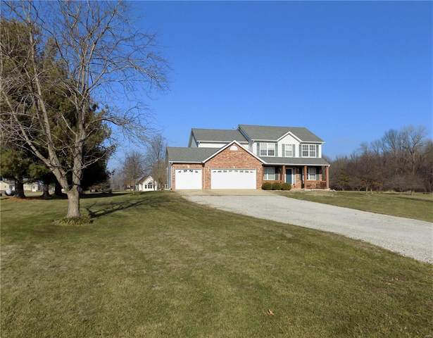 11 Meadow View Court, Edwardsville, IL 62025 (#21000169) :: Parson Realty Group