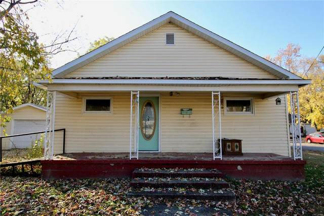 507 N Jackson, WEST FRANKFORT, IL 62896 (#21000189) :: Parson Realty Group