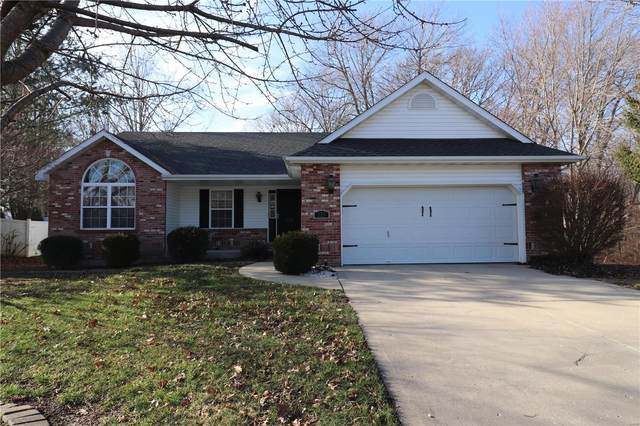125 Fairington, Troy, IL 62294 (#21000202) :: Hartmann Realtors Inc.