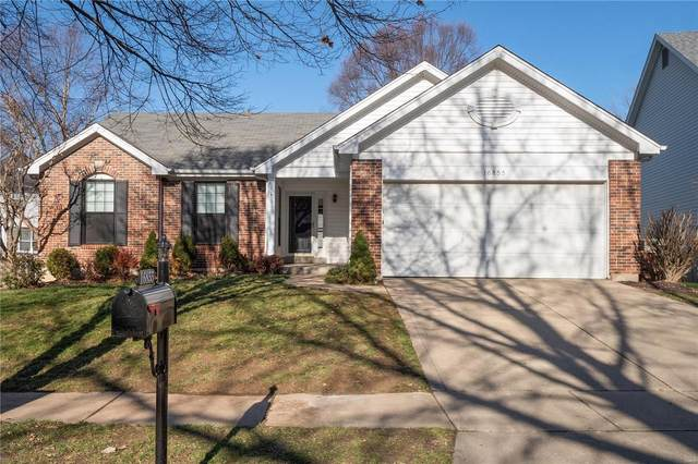 16855 Crystal Springs Drive, Chesterfield, MO 63005 (#21000210) :: Matt Smith Real Estate Group