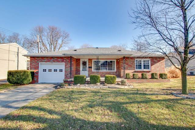 220 2nd Street, Carrollton, IL 62016 (#21000226) :: Clarity Street Realty