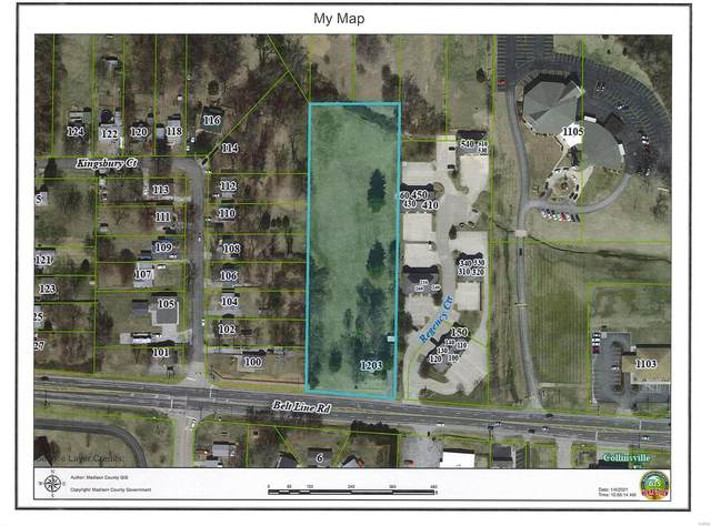 1203 Belt Line Road, Collinsville, IL 62234 (#21000260) :: Tarrant & Harman Real Estate and Auction Co.