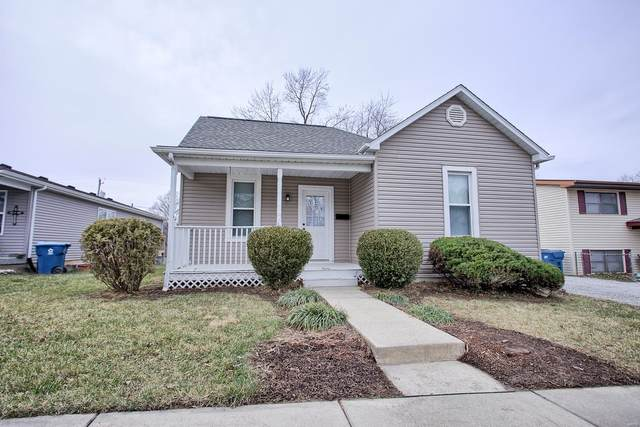 911 Highland Street, Edwardsville, IL 62025 (#21000284) :: Realty Executives, Fort Leonard Wood LLC