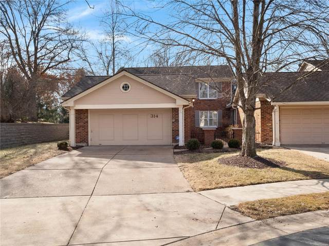 314 Valley Forge Court, Chesterfield, MO 63017 (#21000333) :: Clarity Street Realty
