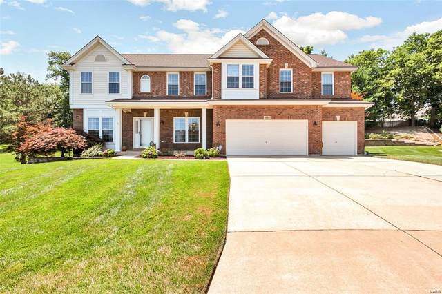 5693 Wrenwyck Place, Weldon Spring, MO 63304 (#21000357) :: PalmerHouse Properties LLC