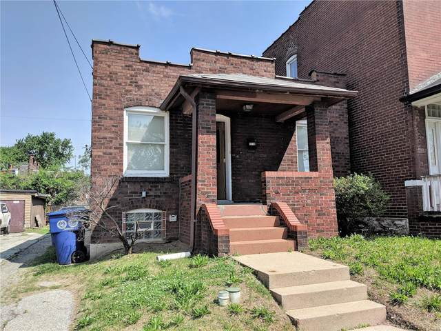 1519 Angelrodt Street, St Louis, MO 63107 (#21000399) :: Terry Gannon | Re/Max Results