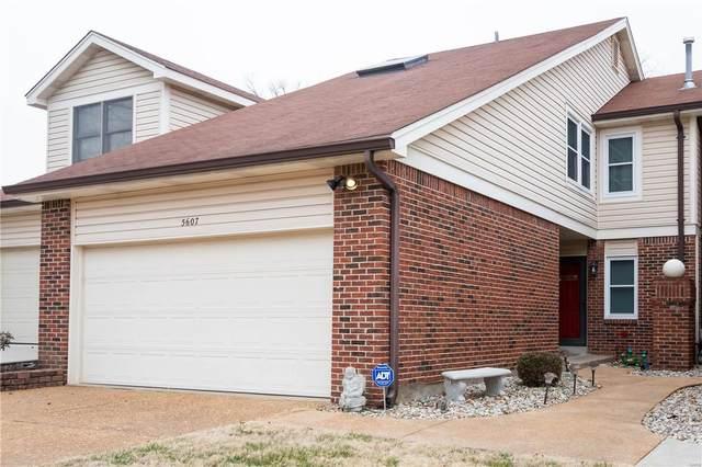 5607 Duchesne Parque, St Louis, MO 63128 (#21000435) :: Matt Smith Real Estate Group
