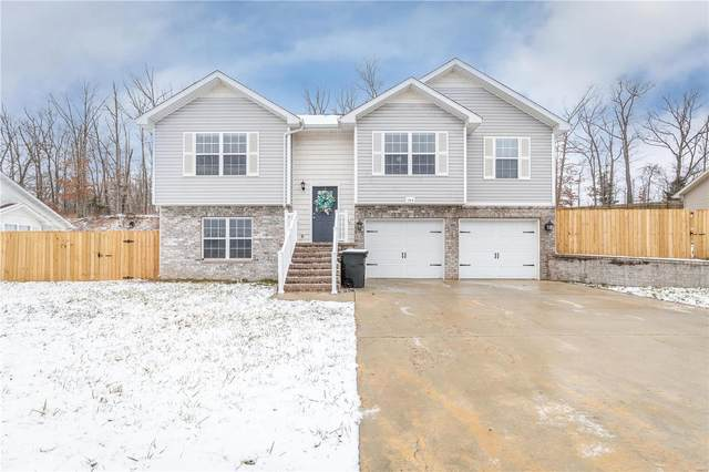 164 Lyle Curtis Circle, Waynesville, MO 65583 (#21000470) :: Matt Smith Real Estate Group