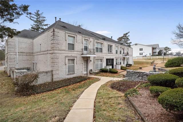 4392 Chateau De Ville G, St Louis, MO 63129 (#21000471) :: Realty Executives, Fort Leonard Wood LLC