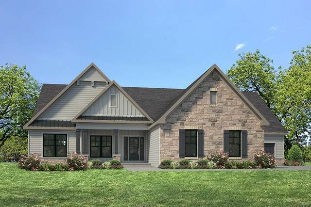 1204 Gooseberry Lane, Chesterfield, MO 63005 (#21000566) :: PalmerHouse Properties LLC
