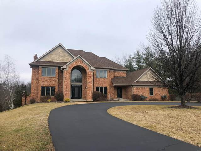 2102 Kehrspoint Drive, Chesterfield, MO 63005 (#21000567) :: St. Louis Finest Homes Realty Group