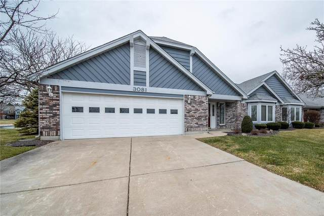 3081 Devilla Trails 11B, Saint Charles, MO 63301 (#21000584) :: St. Louis Finest Homes Realty Group