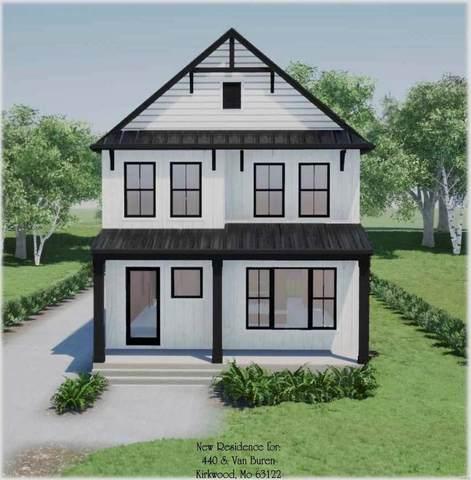 440 S Van Buren Avenue Tbb, St Louis, MO 63122 (#21000589) :: Clarity Street Realty