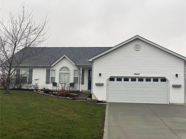 10447 Village Lane, Foristell, MO 63348 (#21000592) :: St. Louis Finest Homes Realty Group