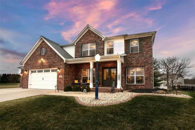 3305 Snider Drive, Edwardsville, IL 62025 (#21000630) :: Fusion Realty, LLC