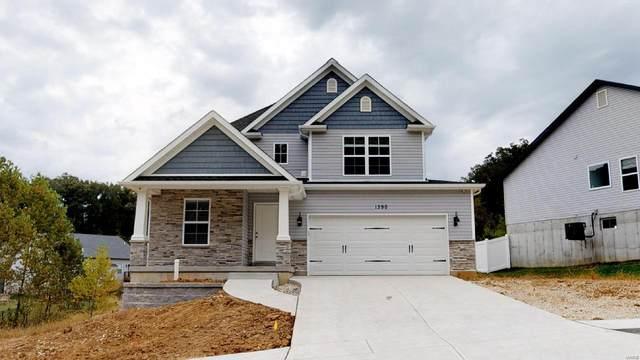 0 Abilene @ Savanna Place, Festus, MO 63028 (#21000640) :: Parson Realty Group