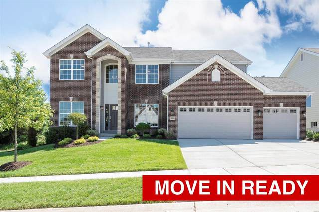 16956 Pine Summit Drive, Chesterfield, MO 63005 (#21000677) :: Matt Smith Real Estate Group