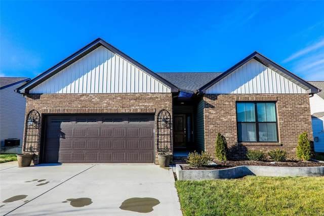 7979 Sonora Ridge, Caseyville, IL 62232 (#21000690) :: Kelly Hager Group | TdD Premier Real Estate