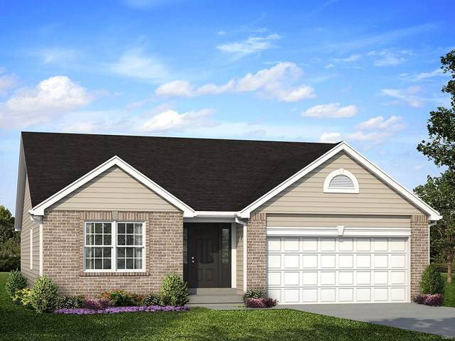 1 @ Aspen II-Arbors At Stonegate, Affton, MO 63123 (#21000691) :: Clarity Street Realty
