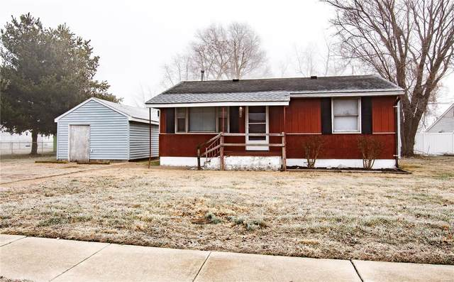 504 Sinclair Avenue, South Roxana, IL 62087 (#21000697) :: Tarrant & Harman Real Estate and Auction Co.