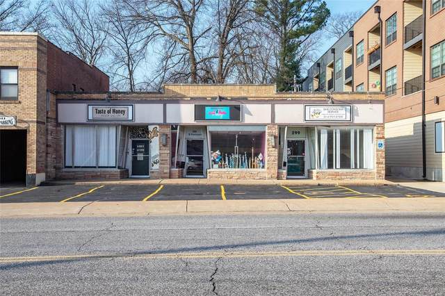 299 S Florissant Road, St Louis, MO 63135 (#21000781) :: Kelly Hager Group | TdD Premier Real Estate