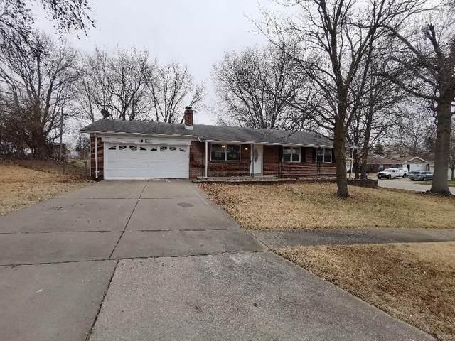 4104 Bain, Bridgeton, MO 63044 (#21000793) :: St. Louis Finest Homes Realty Group