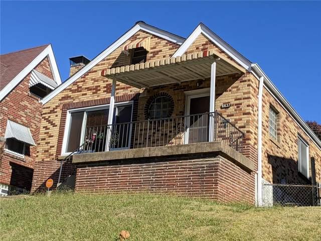 6637 Lansdowne Avenue, St Louis, MO 63109 (#21000837) :: Parson Realty Group