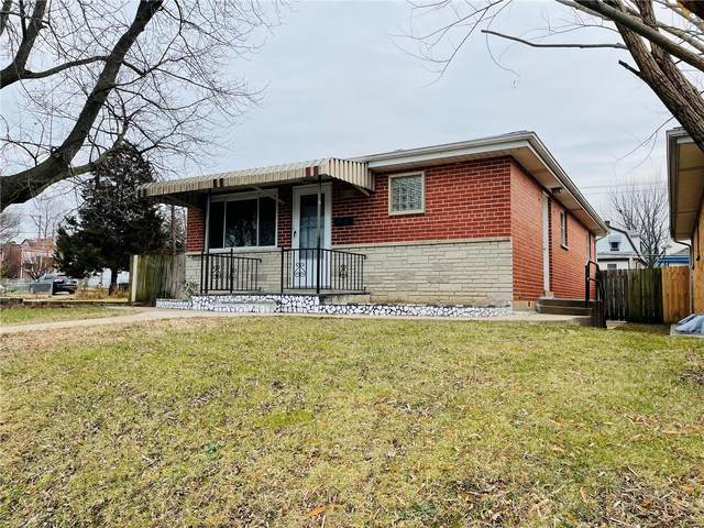 4724 Mccullagh, St Louis, MO 63116 (#21000846) :: Parson Realty Group