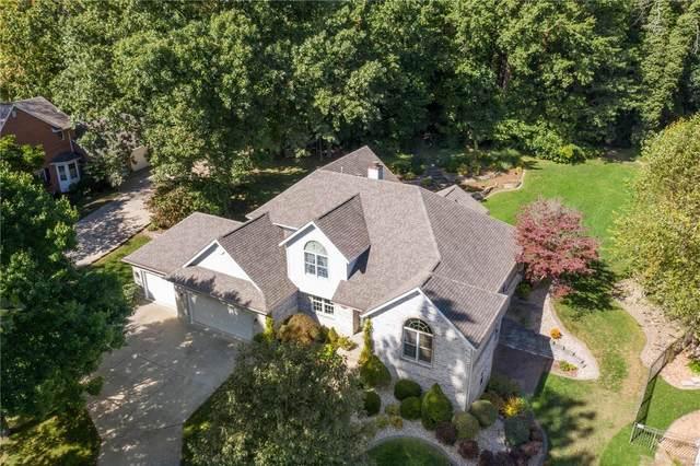 913 Glen Hollow Drive, O'Fallon, IL 62269 (#21000888) :: Fusion Realty, LLC