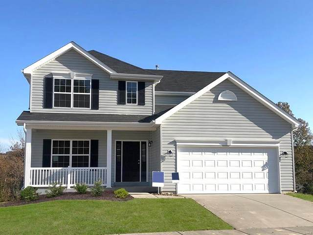 5231 Shawnee View Court, Eureka, MO 63025 (#21000891) :: The Becky O'Neill Power Home Selling Team
