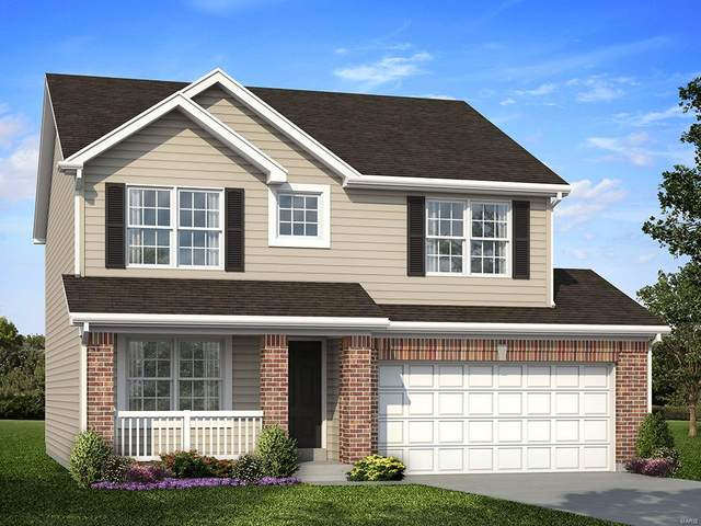 1 @ Sterling-Arbors At Stonegate, Affton, MO 63123 (#21000900) :: Clarity Street Realty