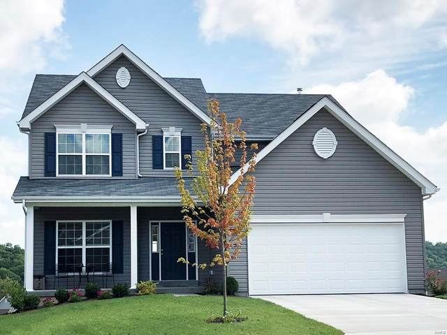 1 @ Ashford -Arbors At Stonegate, Affton, MO 63123 (#21000905) :: Clarity Street Realty