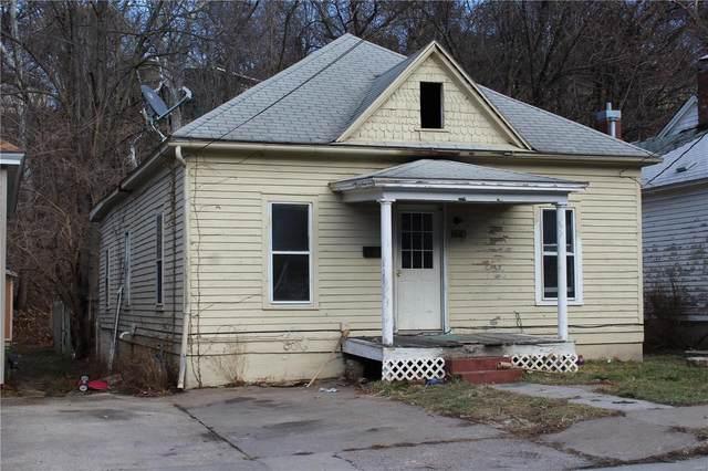 1610 Fulton Avenue, Hannibal, MO 63401 (#21000937) :: Parson Realty Group