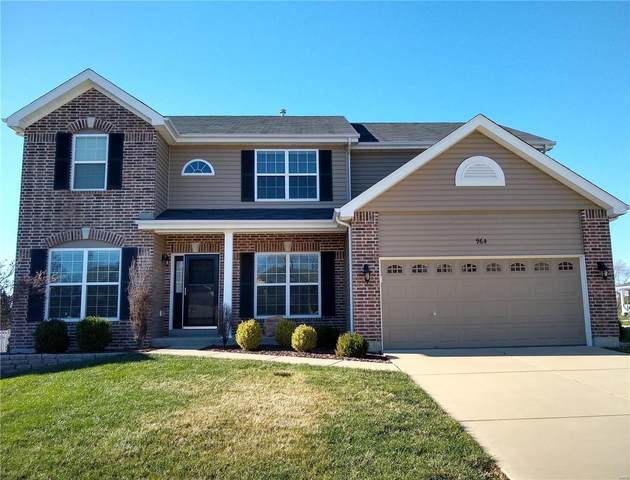 964 Arbor Run Court, Manchester, MO 63021 (#21000946) :: The Becky O'Neill Power Home Selling Team